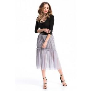 Long skirt model 103635 Spektra