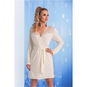 Short bathrobe model 105443 Donna