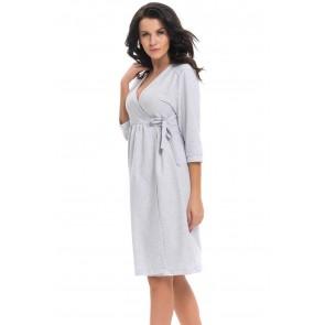 Bathrobe model 108203 Dn-nightwear