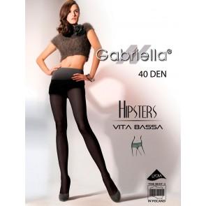 Rajstopy Hipsters code 115 40DEN (6 Colours) - Gabriella
