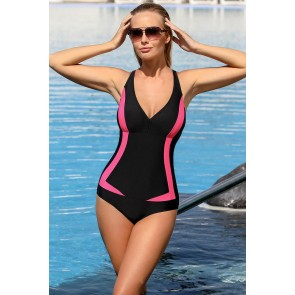 Swimsuit one piece model 114457 Ewlon