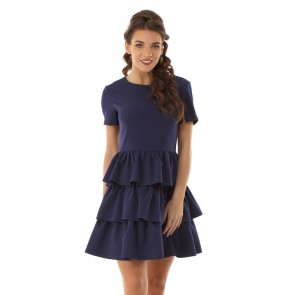 Cocktail dress model 115938 Ella Dora