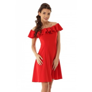 Cocktail dress model 115942 Ella Dora