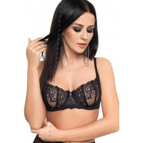 Braceless bra model 117753 Gorsenia Lingerie