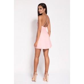 Short dress model 121591 Dursi