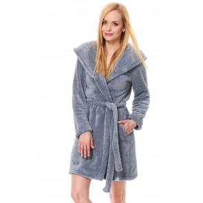 Bathrobe model 121776 Dn-nightwear