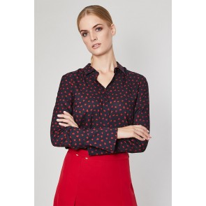 Long sleeve shirt model 121853 Click Fashion