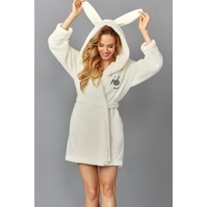 Short bathrobe model 122862 L&L collection