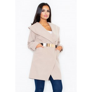 Coat model 46846 Figl