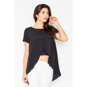 Blouse model 57419 Figl