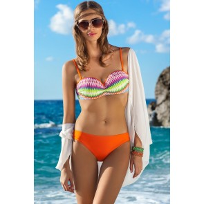Swimsuit two piece model 60326 Ewlon