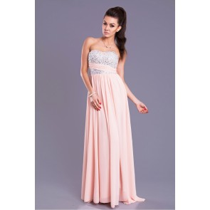 Long dress model 62694 YourNewStyle