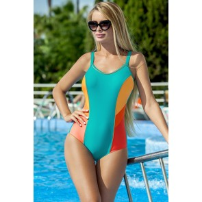 Swimsuit one piece model 77748 Ewlon