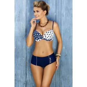 Swimsuit two piece model 77757 Ewlon