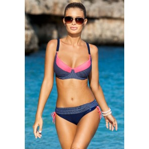 Swimsuit two piece model 77769 Ewlon