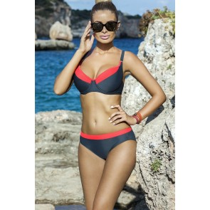 Swimsuit two piece model 77771 Ewlon