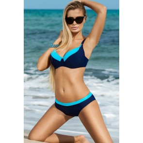 Swimsuit two piece model 77772 Ewlon