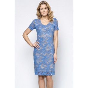 Evening dress model 82902 Enny