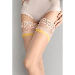 Stockings model 84217 Fiore