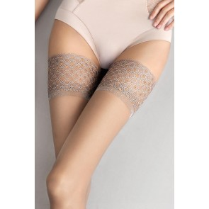 Stockings model 84220 Fiore