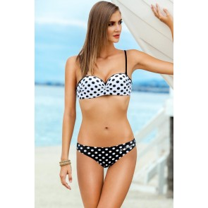 Swimsuit two piece model 93355 Ewlon