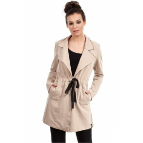Jacket model 94674 BE
