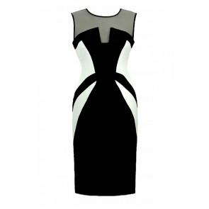 Cocktail dress model 108538 Jersa