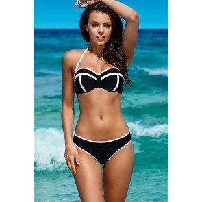 Swimsuit two piece model 77785 Lorin