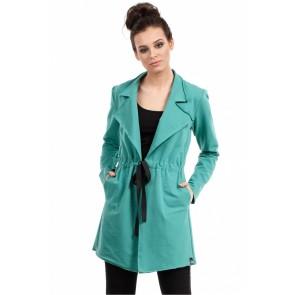 Jacket model 94676 BE
